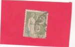 Stamps Europe - France -  Paz con Olivo