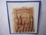 Stamps America - United States -  Daniel Webster (1782-1852)- Exsenador de Estados Unidos- Serie: 1897-1903