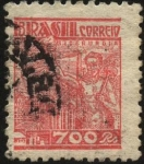 Stamps America - Brazil -  Siderurgia.