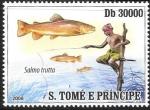 sello : Africa : Santo_Tomé_y_Principe : pesca