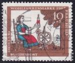 de Europa - Alemania -  cuentos populares_Frau Holle