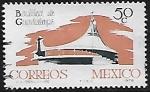 Sellos del Mundo : America : México : Basílica de Guadalupe.