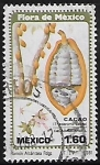 Stamps : America : Mexico :  Cacao.