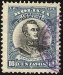 Stamps Bolivia -  Centenario del comienzo de la guerra por la independencia. BERNARDO MONTEAGUDO.