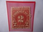 de America - Estados Unidos -  Postage Due- Serie: Poatge Due - Número.