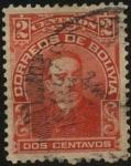 Sellos del Mundo : America : Bolivia : General Elidoro Camacho.
