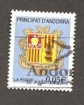 sello : Europa : Andorra : RESERVADO CARLOS RODENAS