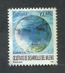 Stamps : Europe : Spain :  Desarrollo del milenio