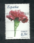 Stamps : Europe : Spain :  Clavel