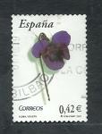Stamps : Europe : Spain :  Violeta