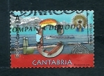 Stamps : Europe : Spain :  Cantabria  ( Sello )