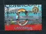 sello : Europa : España : Cantabria  ( Sello )