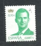 Stamps : Europe : Spain :  Felipe  VI