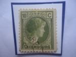 Sellos del Mundo : Europa : Luxemburgo : Grand Duchess Charlotte- Serie:1923-1935- Gran Duquesa Carlota de Luxemburgo (1896-1985).