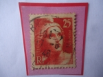 Sellos del Mundo : Europa : Francia : Marianne - Tipo Gandon - Serie Marianne 1946