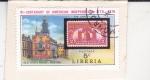 de Africa - Liberia -  Bi-centenario independencia de América