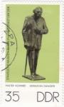 de Europa - Alemania -  figura museo Zuberlin