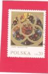 de Europa - Polonia -  mosaico