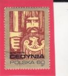 de Europa - Polonia -  Caballero del Rey Mieszko I