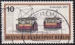 Sellos del Mundo : Europa : Alemania : Tranvía