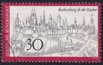 Sellos del Mundo : Europa : Alemania : Rothenburg ob der Tauber