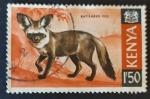 Stamps : Africa : Kenya :  Fauna salvaje