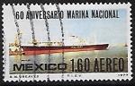 Sellos del Mundo : America : México : 60 Aniversario Marina Nacional