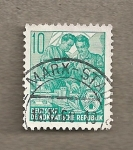 Stamps Germany -  Trabajadores industria