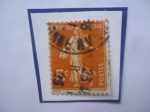 Stamps Europe - France -  Sembrador - Figura Alegórica, Sellos Franceses.