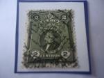 Stamps America - Peru -  José Tejada Rivadeneyra (1761-1841) Militar Peruano - Serie: Próceres de Independencia.