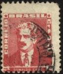 Stamps Brazil -  OSWALDO CRUZ.