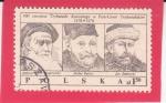 Stamps Poland -  Stefan Batary, Jan Zomoyski
