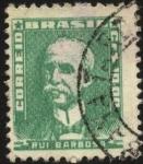 Stamps Brazil -  RUI BARBOSA.