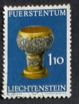 Stamps : Europe : Liechtenstein :  Orfebreria