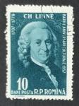 Stamps Romania -  Personajes