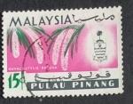 Stamps Malaysia -  Mandatarios