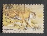 Stamps Malaysia -  Fauna salvaje