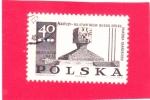 Stamps : Europe : Poland :   Monumento en Kartuzy