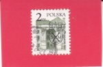 Stamps : Europe : Poland :    800 aniversario de la Escuela Malachowianka en Plock