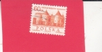 Stamps : Europe : Poland :   Barbican, Castillo Githic-Renaissance