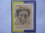 de Europa - Suiza -  Alberto Giacometti (1901/66)- Pintor y Escultor Suizo.