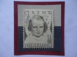 de Europa - Holanda -  Princesa Irene, de los Países Bajos(1939- ? )- Para contol del niño dependiente y la tuberculosis-
