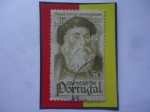 de Europa - Portugal -  Vasco de Gama (1469-1524) Navegante y Explorador Portugués