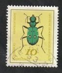 Stamps Germany -  1107 - Coleóptero