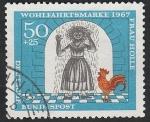 Stamps : Europe : Germany :  406 - Cuento de Los Hermanos Grimm