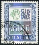 Sellos de Europa - Italia -  Escudo