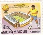 Stamps Mozambique -  CAMPEONATO MUNDIAL ESPAÑA'82