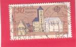 Stamps Germany -  CEPT-Antiguo Ayuntamiento de Ratisbona