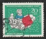 Stamps : Europe : Germany :  404 - Cuento de Los Hermanos Grimm