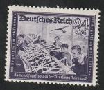 Stamps : Europe : Germany :  810 - Construcción de planeadores